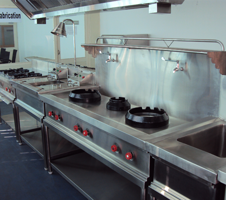 best Commercial Kitchen Equipments Manufacturers In Punjab